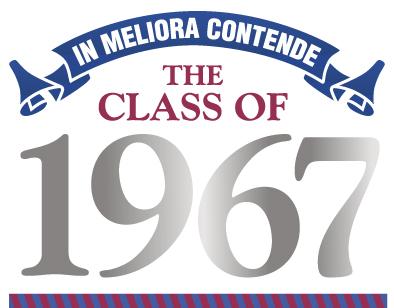 Class of 1967 Logo
