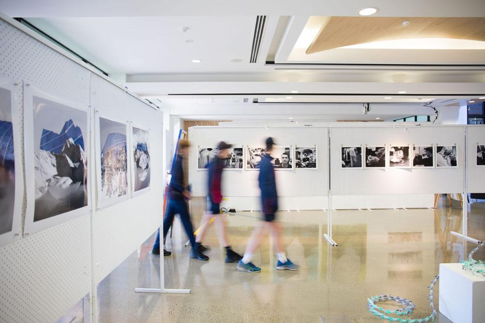 Joeys Art Exhibition