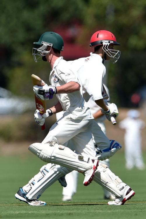 Joeys Cricket team running