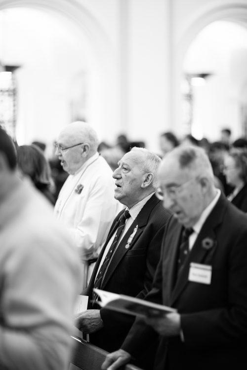 Mass at Joeys